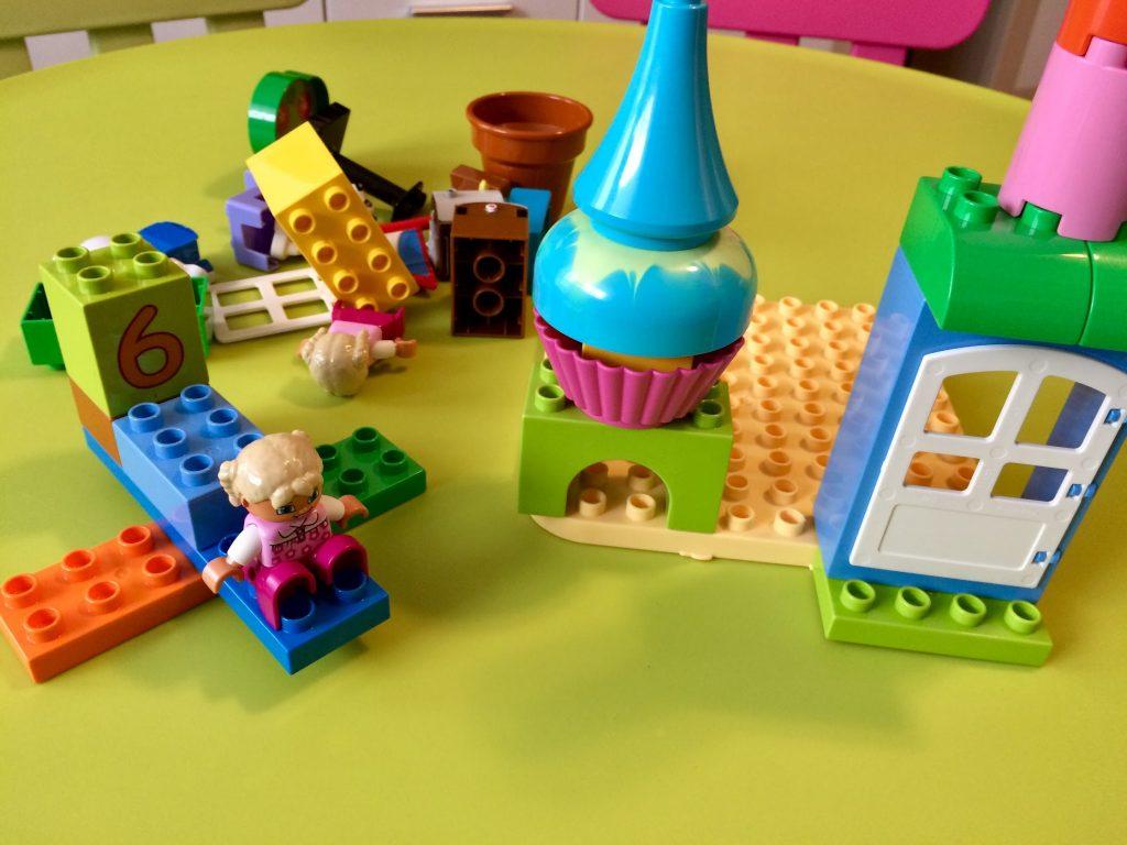 Lego duplo na kreatívnu zábavu