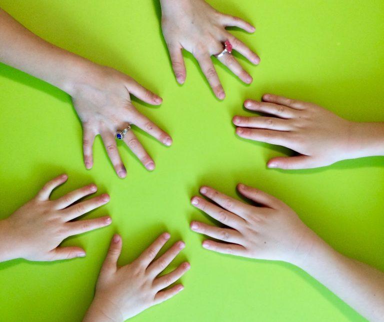 Detské ručičky