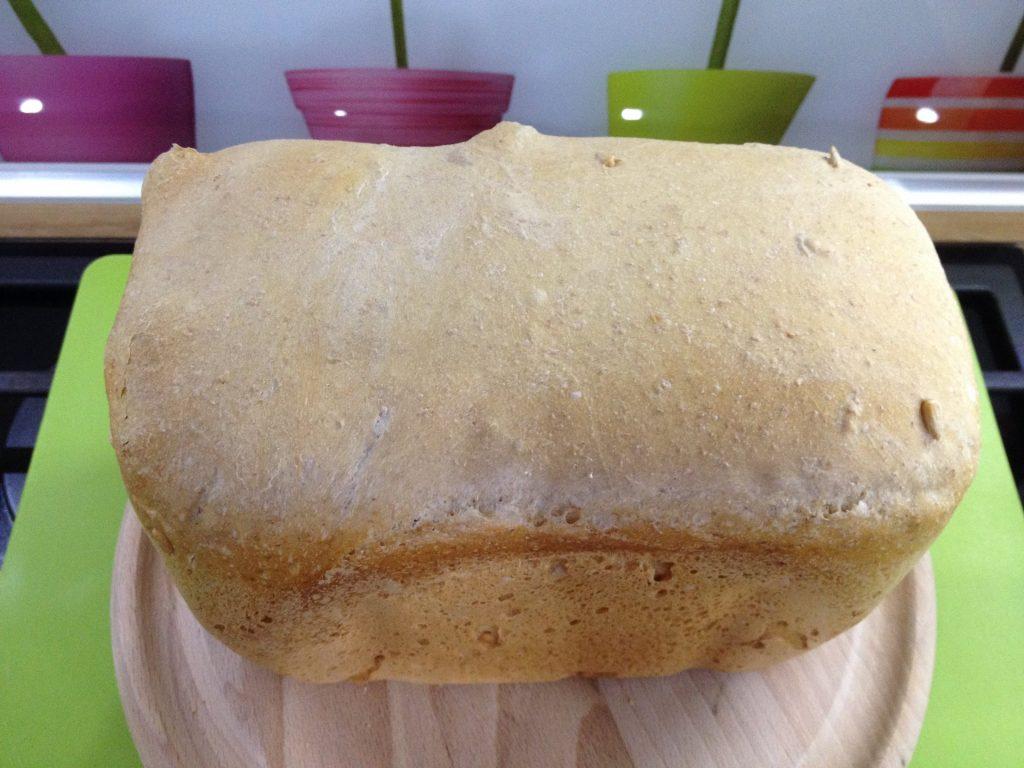 Výborný kváskový chlieb