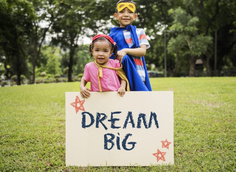 help your children to make their dreams come true