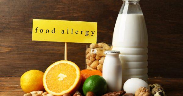 Ako sme zistili potravinovú alergiu u nášho bábätka?