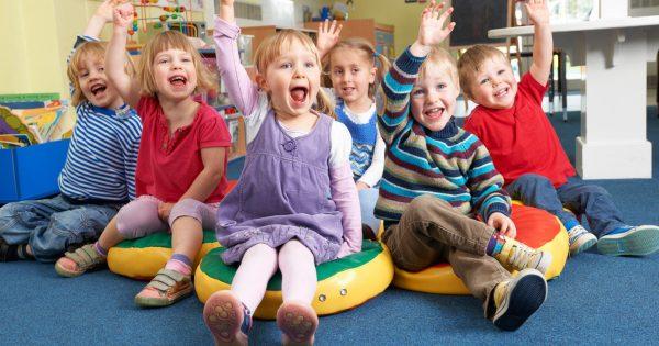 Írska škôlka alebo ako sa moje 2,5 ročné dieťa dostalo k predškolákom