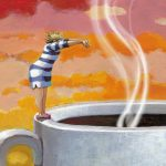 Guide for mums: How to drink your coffee warm