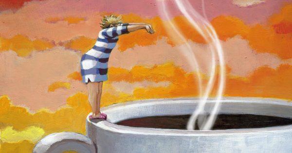 Návod pre mamičky: Ako si vypiť teplú kávu